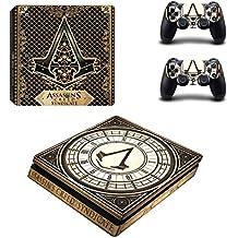 AL Pacino Assassin Creed Theme Cover Sticker For Ps4 SLIM MODEL