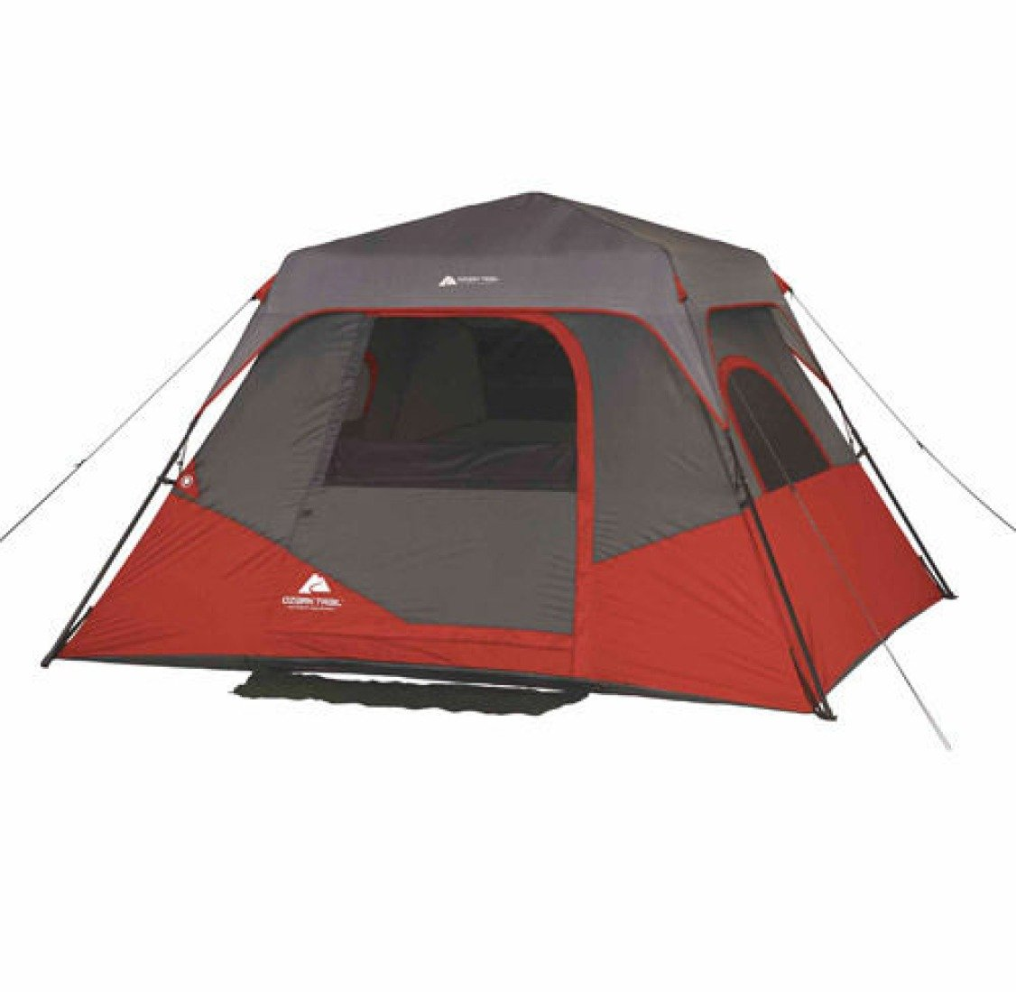 ozark trail 6 person instant tent camping outdoor family 88883