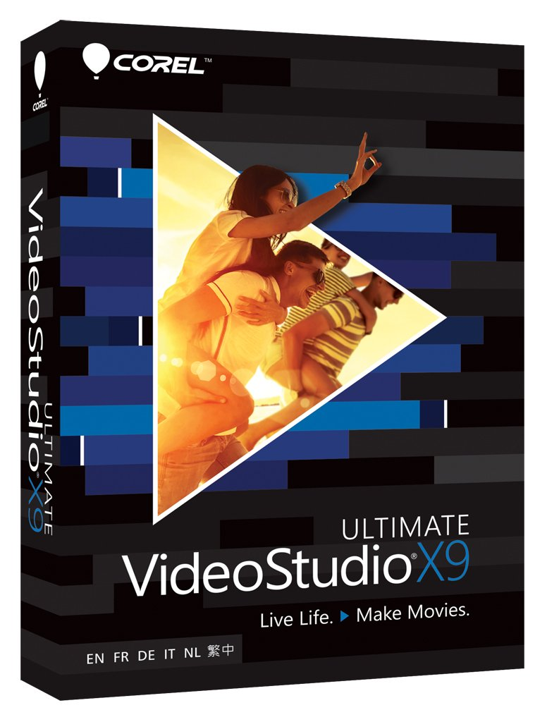most common video editing software