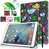 IPad Pro 9.7 Inch Case, IPad Pro 9.7 Case, Ultra-thin Smart Stand Case Cover With Auto Wake & Sleep Function With...