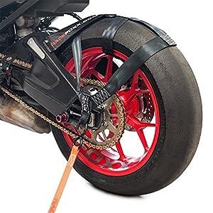 Hinterrad Abspanngurt, Motorrad, Transportsicherung