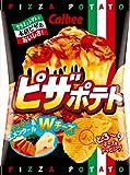 (お徳用ボックス) カルビー ピザポテト 70g*12個