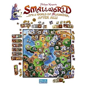 Click to buy Small World from Amazon!