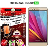 For Huawei Honor 5X - TGK PREMIUM 9H Hardness ShatterProof Toughened Tempered Glass Screen Protector