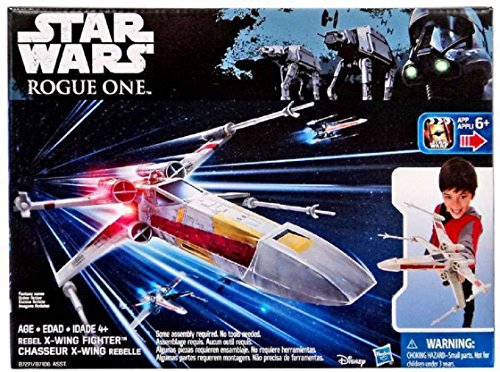 Star Wars Rogue One Rebels X-Wing Fighter