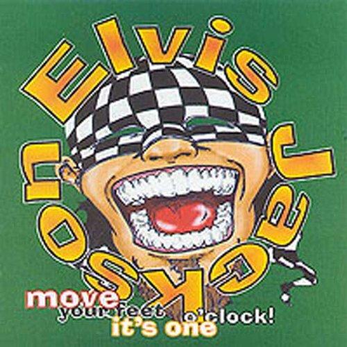 Move Your Feet It's One O'Clock Elvis Jackson Audio CD