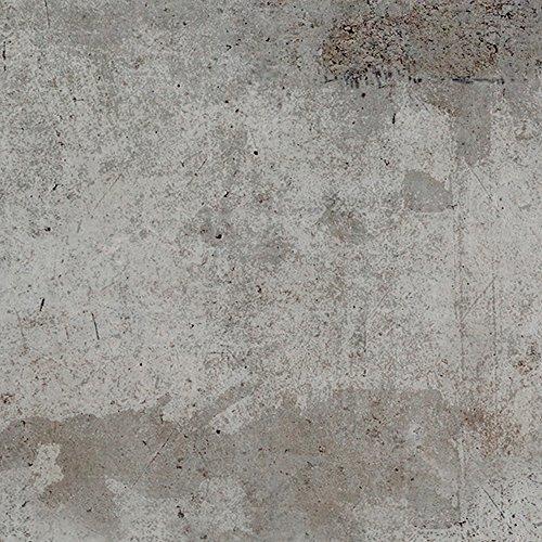 PURO TAPETE + Realistische Betonoptik Tapete ohne Rapport und Versatz ! Kein sich wiederholendes ...
