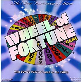 Click to search for Wheel of Fortune games on Amazon!