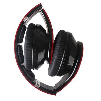 prix carte micro sd Bluedio Version R+ Casque audio sans fil stéréo Hi Fi 8 haut