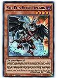 Yu-Gi-Oh! - Red-Eyes Retro Dragon (BOSH-EN095) - Breakers of Shadow - 1st Edition - Super Rare