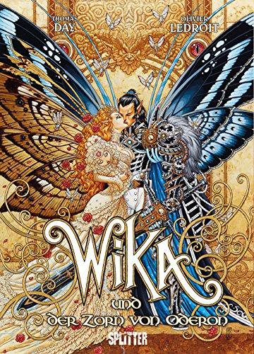 Download Wika: Band 1. Wika und Oberons Zorn   Thomas Day pdf