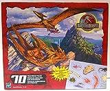 70 Piece Jurassic Park III Sticker Puzzle