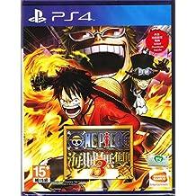One Piece Kaizoku Musou 3 PS4 (Chinese Sub Version) Namco Bandai Games