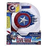 Marvel Captain America: Civil War Blaster Reveal Shield