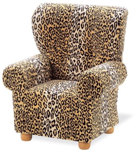 Pinolino 208005-4 - Ohrensessel 'Irmgard' Leopardenfell