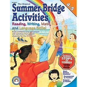 Summer Bridge Activities: 4th to 5th Grade