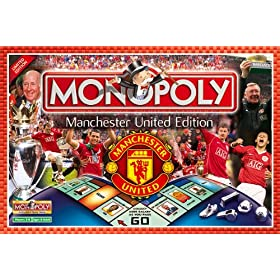 Click to order Manchester United Monopoly from Amazon UK!