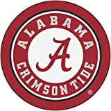 FANMATS 18599 University Of Alabama Roundel Mat