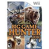 Cabelas Big Game Hunter 2010 - Nintendo Wii (Game Only)