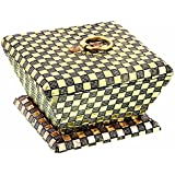 Halowishes Handcrafted Golden Jewellery Or Choclate Box Gift Item