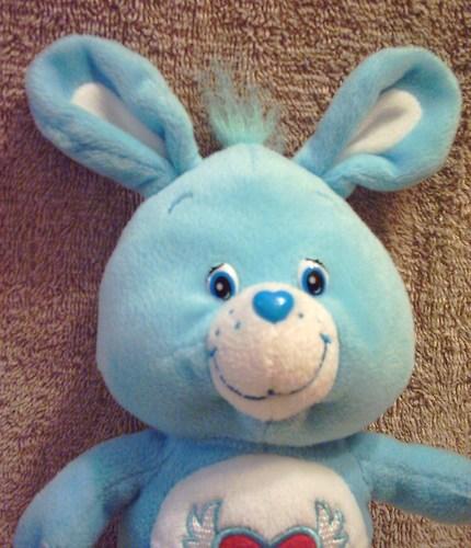 Amazon.com: Care Bear Cousins ~ Swift Heart Rabbit 8
