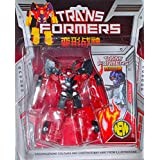 Vibgyor Vibes™ Small Size Action Figure Robot To Car Conversion, Plastic Body- Optimus Prime- The Great Warrior For Kids 3 Years And Older. No Batteries Required.
