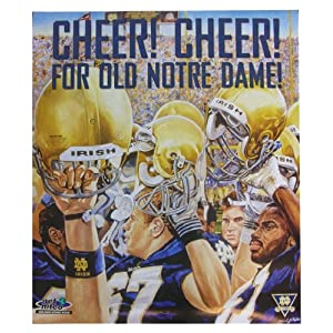 Amazon.com: Cheer! Cheer! For Old Notre Dame! Notre Dame
