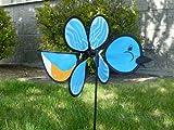 In the Breeze Baby Bluebird Garden Spinner