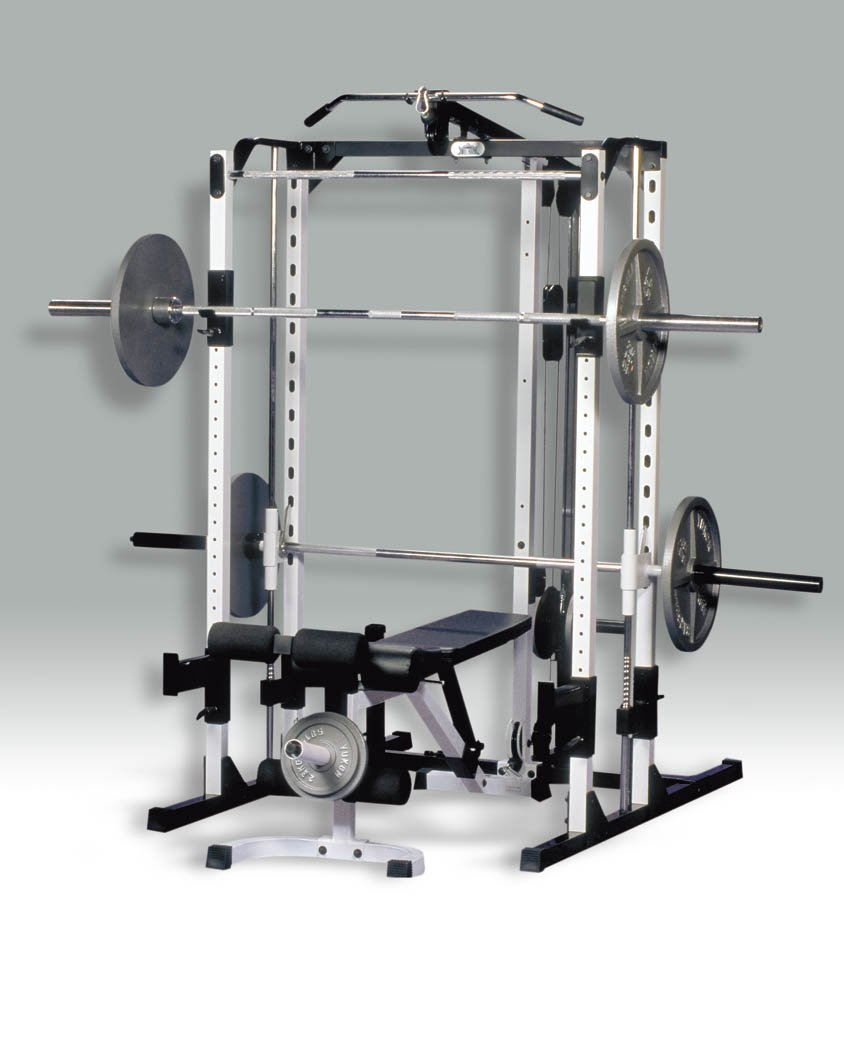 Body Solid Series 7 Smith Gym