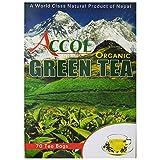 Accol Organic Green Tea (70 Tea Bags)
