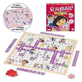 Click to buy Scrabble Jr. Dora from Amazon!