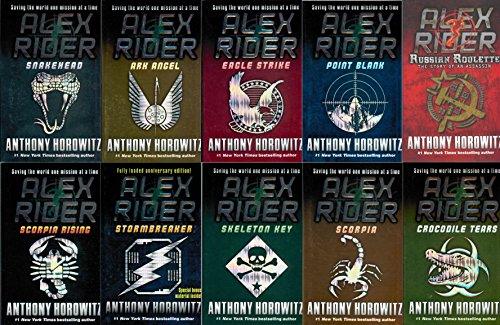 Alex Rider Crocodile Tears Ebook