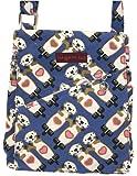 Bungalow360 Greta Sea Otter Small Messenger Bag