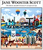 Ceaco Jane Wooster Scott 550 Piece Puzzle - As Good As It Gets