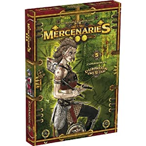 Click to buy Dungeon Twister Mercenaries from Amazon!