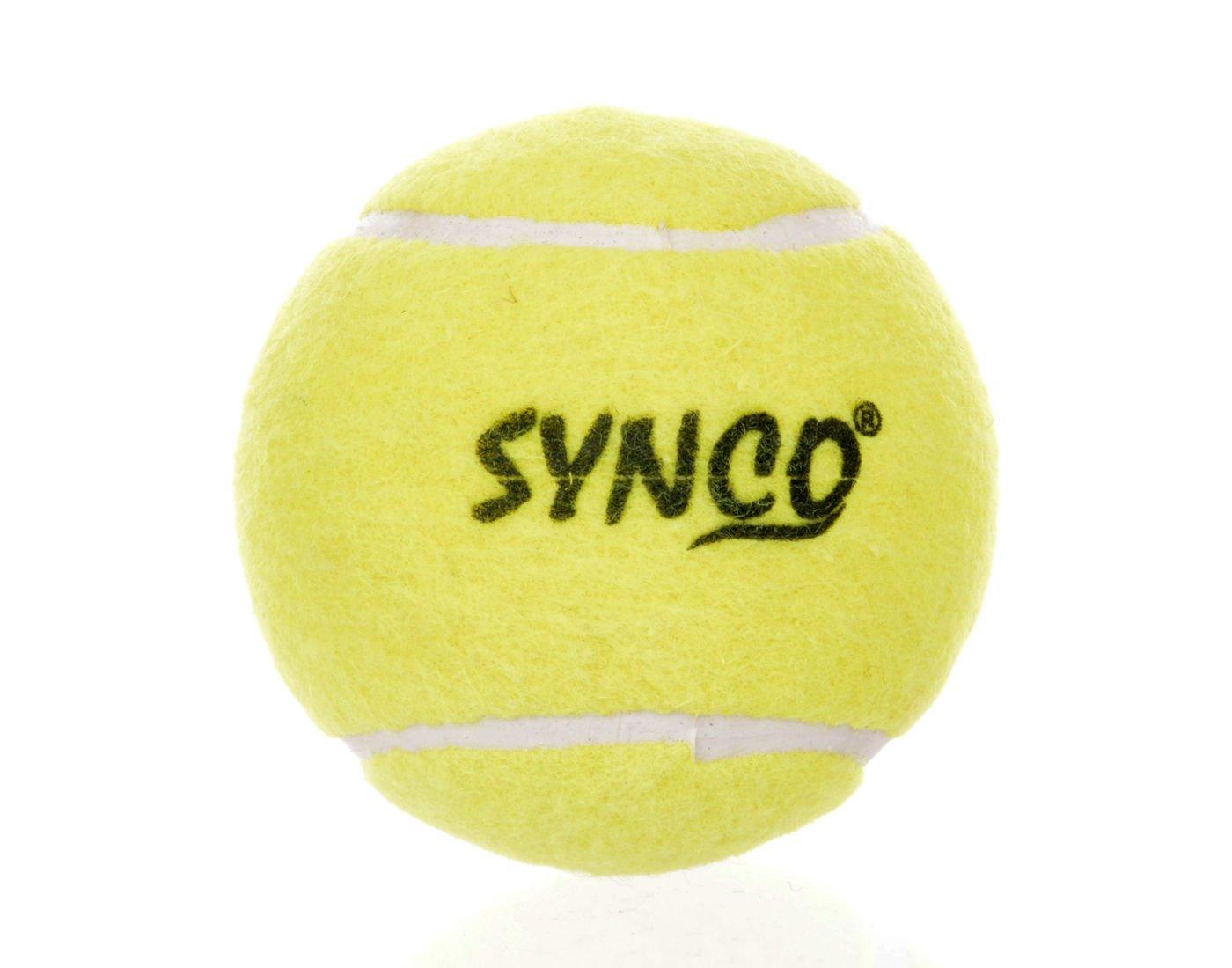 61j2YH6DhjL._SL1400_ Synco Tennis Ball Pack of 4 Rs. 249 – Amazon