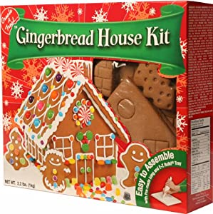 gingerbread house kits create a treat gingerbread house kit 1kg 12048