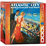 Eurographics Atlantic City: America's Great Year Round Resort 1000 Piece Jigsaw Puzzle (small box)