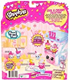 Shopkins Season 3 Food Fair Pack - Cool And Creamy Collection
