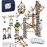 K Nex Simple Machines Deluxe Set Assorted Shapes Set Of 3480 Assorted Colors