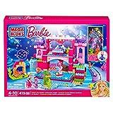 Fisher Price Mega Bloks Barbie Underwater Castle, Multi Color