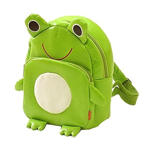 Child`s Frog Backpack - $5.73.