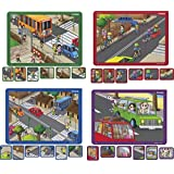 Miniland In The City Magnetic Boards