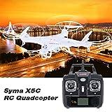 Syma Toys X5C-1 Explorers 4 CH Remote Control Quadcopter, 2015 Version