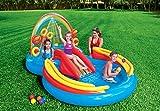 Intex Rainbow Ring Inflatable Play Center, 117