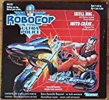 Skull Hog Cycle RoboCop and the Ultra Police Vintage 1988 Action Figure Vehicle