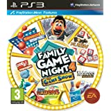 Hasbro Family Game Night 4: The Game Show Edition (PS3) (UK IMPORT)