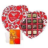 Amazing Chocolate Reunion With Love Card - Chocholik Belgium Chocolates