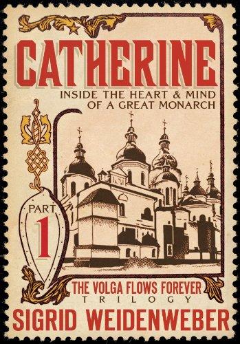 Historical Fiction Spotlight: The Volga Flows Forever Trilogy