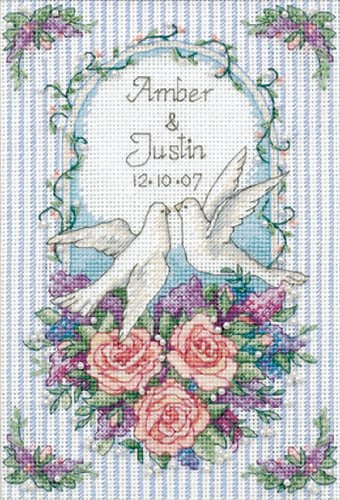 Counted Cross Stitch Wedding Patterns Browse Patterns